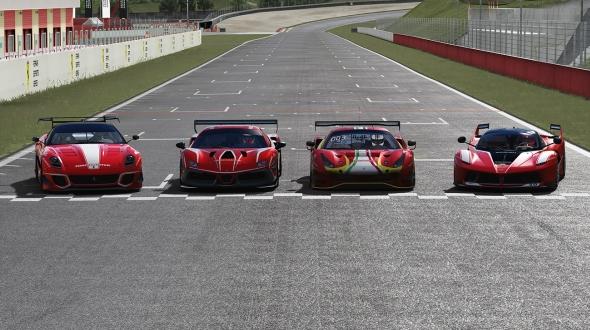 The 2021 Ferrari eSports Series to kick-off in April
