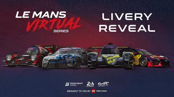 Nouvelle édition du championnat Le Mans Virtual Series