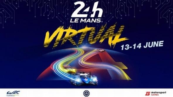 Dubbele crash voor Max Verstappen tijdens virtuele 24 Uurs van Le Mans