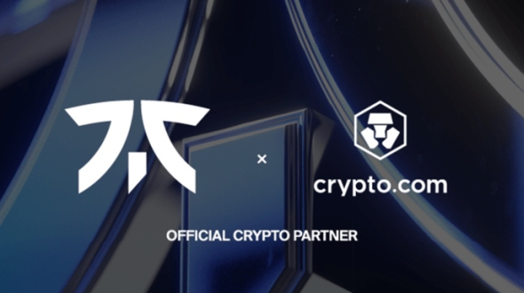 Fnatic signs multi-year partnership with Crypto.com