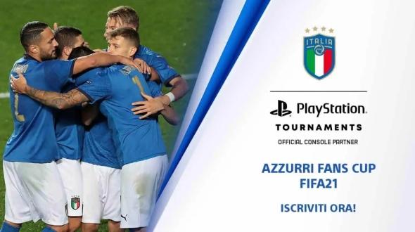 Sony ha messo su la Azzurri Fans Cup, una competizione eSport per tutti