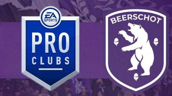 Beerschot crée une équipe Clubs Pro pour le Championnat de Belgique FIFA
