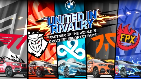 BMW strengthens its commitment in e-sports