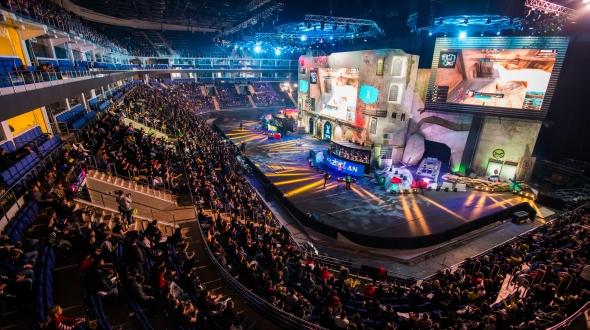 Los eventos de eSports superarán los mil millones de espectadores en 2025
