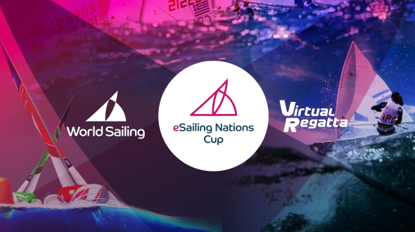 eSailing Nations Cup: a new nation vs nation challenge