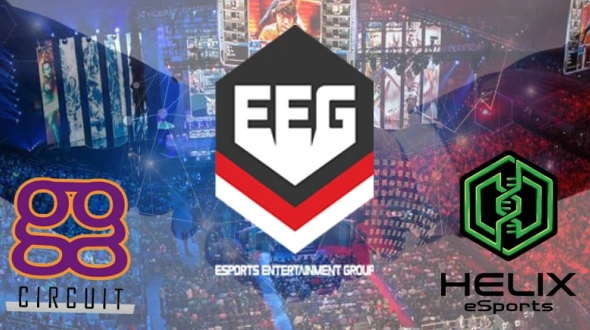 Esports Entertainment Group to acquire ggCircuit and Helix eSports