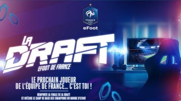 eFootball: la Draft fait son retour