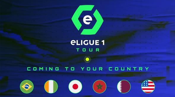 La première édition de l'eLigue 1 Tour fait carton plein