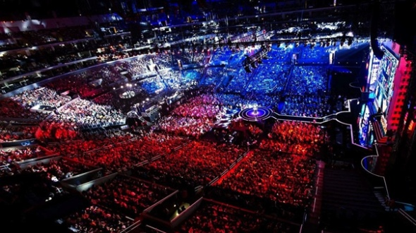 E-Sports becomes the billion dollar market