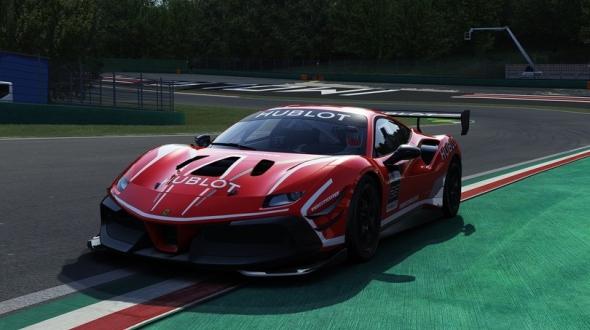 Prima edizione della Ferrari Hublot Esport Series