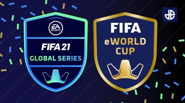 Les belges raflent les points aux FIFA eWorld Cup 2021