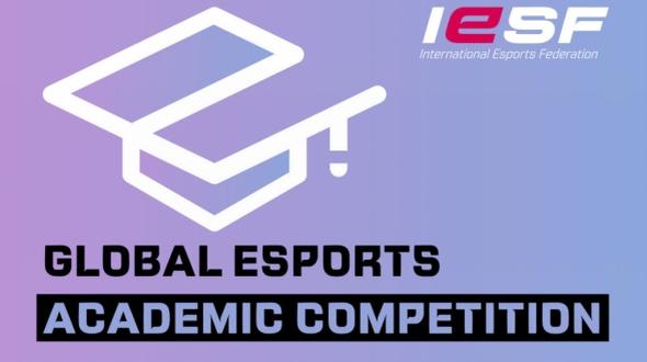Schrijf je in voor IESF Global Esports Academic Competition (GEAC) 2021