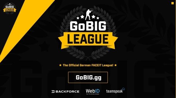 BIG startet GoBIG-Liga mit FACEIT