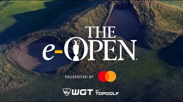 The R&A launched first e-Open golf tournament