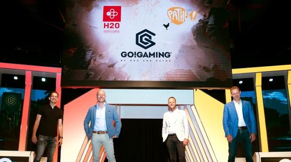 Pathé en H20 gaan samen in de wereld van Esports en gaming