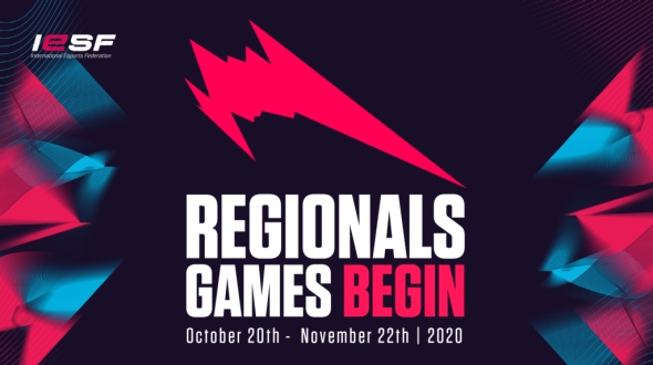 The Regional Tournaments of the 12th eSports World Championship to be launched