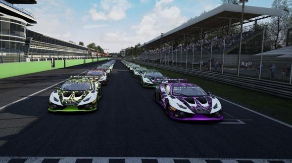 Lamborghini enters eSports with The Real Race