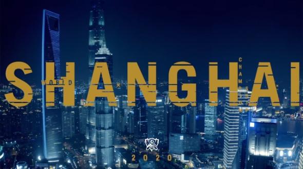 """Shanghai scelta da Riot Games dove creare la """"bolla"""" stile NBA per i mondiali di LoL"""