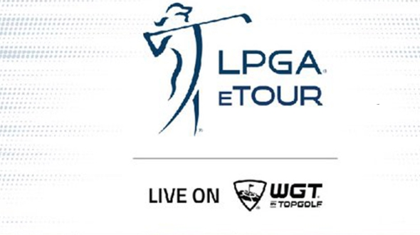 The LPGA eTour Live launched earlier this week