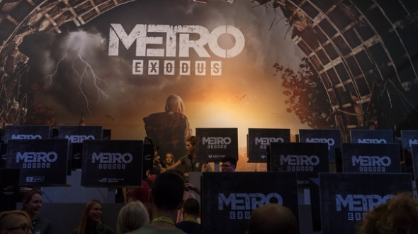 Metro Exodus, developers are working on a new opus