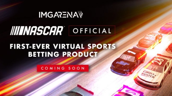 NASCAR and IMG Arena to launch virtual sports betting game