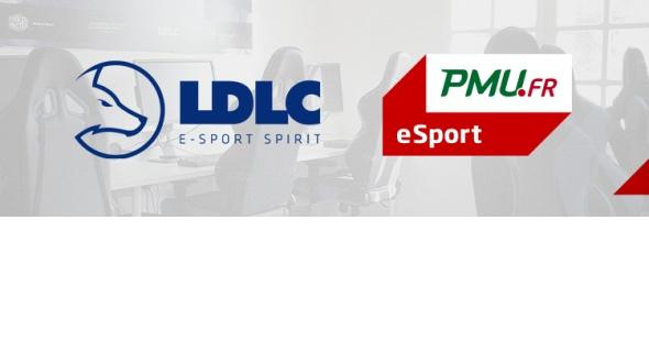 Le PMU eSport s'associe à l'équipe LDLC CSGO