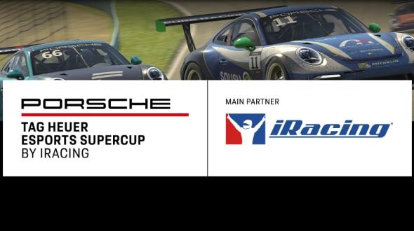 Porsche Canada to launch its eSports Sprint Challenge