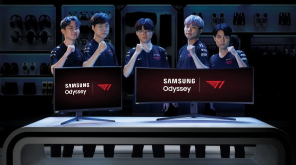 Samsung Electronics teams up with T1 Entertainment & Sports