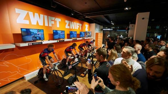 UCI lance les Championnats du monde de Cyclisme e-sport